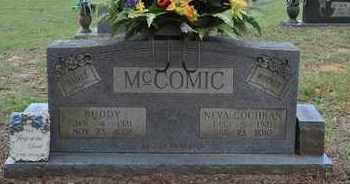 MCCOMIC, BUDDY - Sabine County, Louisiana | BUDDY MCCOMIC - Louisiana Gravestone Photos