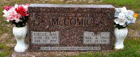 MCCOMIC, ELLIE - Sabine County, Louisiana | ELLIE MCCOMIC - Louisiana Gravestone Photos