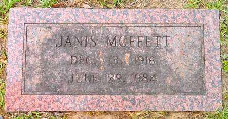 MOFFETT, JANIS - Sabine County, Louisiana | JANIS MOFFETT - Louisiana Gravestone Photos