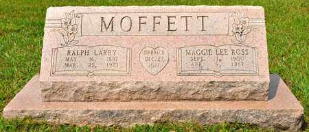 MOFFETT, RALPH LARRY, SR - Sabine County, Louisiana | RALPH LARRY, SR MOFFETT - Louisiana Gravestone Photos
