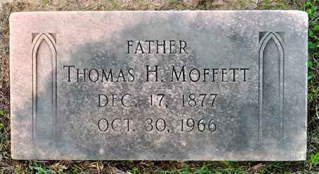 MOFFETT, THOMAS H - Sabine County, Louisiana | THOMAS H MOFFETT - Louisiana Gravestone Photos