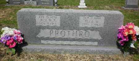 PROTHRO, W P, REV - Sabine County, Louisiana | W P, REV PROTHRO - Louisiana Gravestone Photos