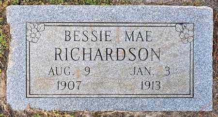 RICHARDSON, BESSIE MAE - Sabine County, Louisiana   BESSIE MAE RICHARDSON - Louisiana Gravestone Photos