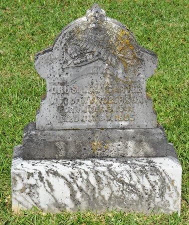 ROBERSON, DRUSILLA - Sabine County, Louisiana | DRUSILLA ROBERSON - Louisiana Gravestone Photos