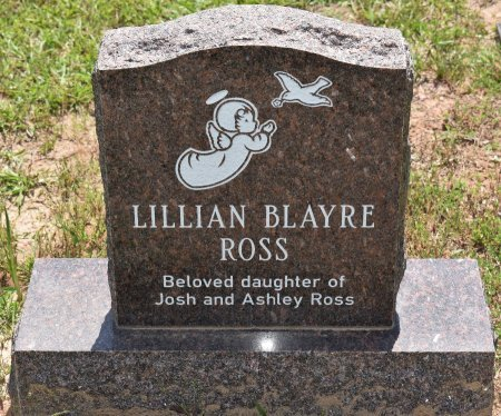 ROSS, LILLIAN BLAYRE - Sabine County, Louisiana | LILLIAN BLAYRE ROSS - Louisiana Gravestone Photos