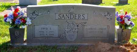 SANDERS, CORRINE - Sabine County, Louisiana | CORRINE SANDERS - Louisiana Gravestone Photos