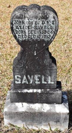 SAVELL, JOHN - Sabine County, Louisiana | JOHN SAVELL - Louisiana Gravestone Photos