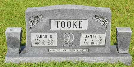 TOOKE, JAMES ALVIN - Sabine County, Louisiana   JAMES ALVIN TOOKE - Louisiana Gravestone Photos