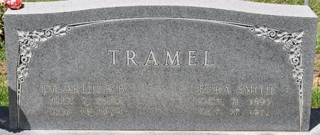 SMITH TRAMEL, EURA - Sabine County, Louisiana | EURA SMITH TRAMEL - Louisiana Gravestone Photos