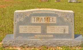 TRAMEL, JAMES HENRY - Sabine County, Louisiana | JAMES HENRY TRAMEL - Louisiana Gravestone Photos