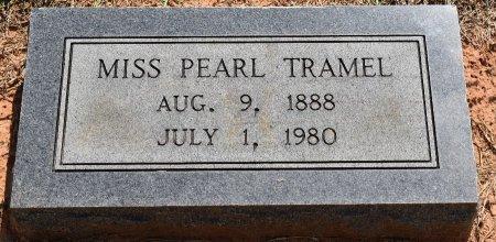 TRAMEL, PEARL - Sabine County, Louisiana | PEARL TRAMEL - Louisiana Gravestone Photos