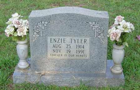 TYLER, ENZIE - Sabine County, Louisiana | ENZIE TYLER - Louisiana Gravestone Photos