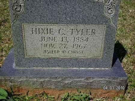 TYLER, HIXIE - Sabine County, Louisiana | HIXIE TYLER - Louisiana Gravestone Photos