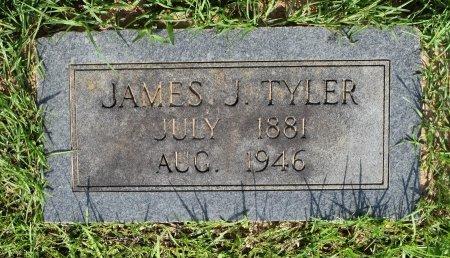 TYLER, JAMES J - Sabine County, Louisiana | JAMES J TYLER - Louisiana Gravestone Photos