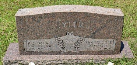 TYLER, MOLLIE - Sabine County, Louisiana | MOLLIE TYLER - Louisiana Gravestone Photos