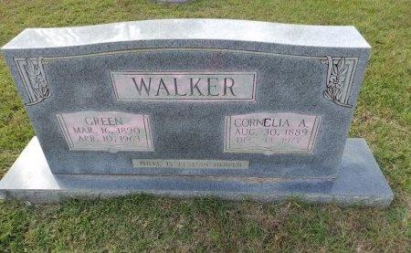 ALLEN WALKER, SUSAN CORNELIA - Sabine County, Louisiana | SUSAN CORNELIA ALLEN WALKER - Louisiana Gravestone Photos