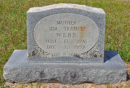 WEBB, IDA - Sabine County, Louisiana   IDA WEBB - Louisiana Gravestone Photos