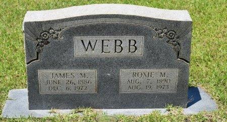 WEBB, ROXIE ANNA - Sabine County, Louisiana   ROXIE ANNA WEBB - Louisiana Gravestone Photos