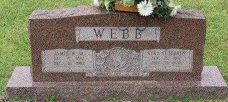 WEBB, VERA O - Sabine County, Louisiana | VERA O WEBB - Louisiana Gravestone Photos