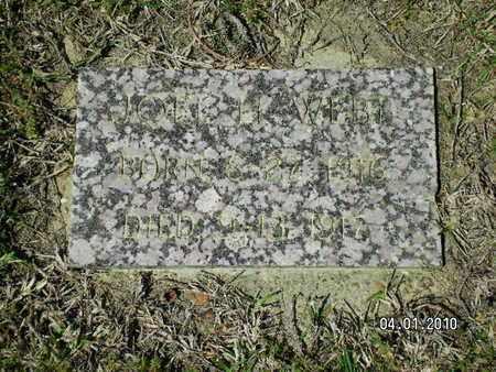 WEBB, JOEL H - Sabine County, Louisiana | JOEL H WEBB - Louisiana Gravestone Photos