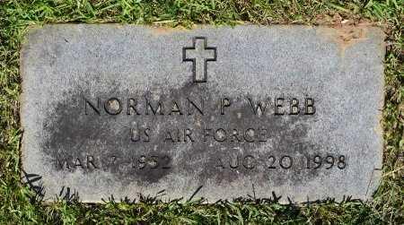 WEBB  , NORMAN P (VETERAN) - Sabine County, Louisiana | NORMAN P (VETERAN) WEBB   - Louisiana Gravestone Photos