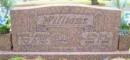 WILLIAMS, EDITH JANE - Sabine County, Louisiana | EDITH JANE WILLIAMS - Louisiana Gravestone Photos