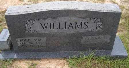 WILLIAMS, EDDIE MAE - Sabine County, Louisiana | EDDIE MAE WILLIAMS - Louisiana Gravestone Photos
