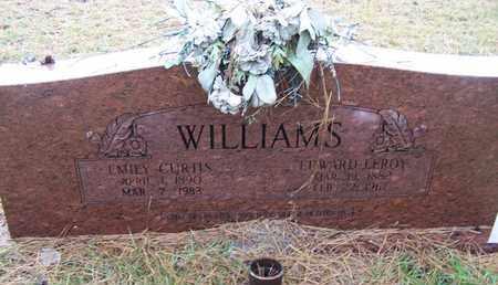 WILLIAMS, EMILY - Sabine County, Louisiana | EMILY WILLIAMS - Louisiana Gravestone Photos