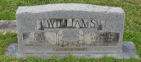 WILLIAMS, RODNEY L - Sabine County, Louisiana | RODNEY L WILLIAMS - Louisiana Gravestone Photos