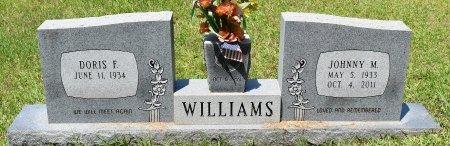 WILLIAMS, JOHNNY M - Sabine County, Louisiana | JOHNNY M WILLIAMS - Louisiana Gravestone Photos