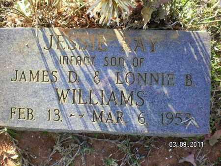 WILLIAMS, JESSIE RAY - Sabine County, Louisiana | JESSIE RAY WILLIAMS - Louisiana Gravestone Photos