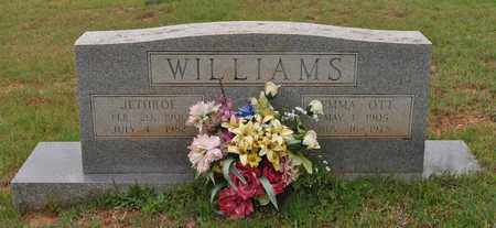 WILLIAMS, JETHROE - Sabine County, Louisiana | JETHROE WILLIAMS - Louisiana Gravestone Photos