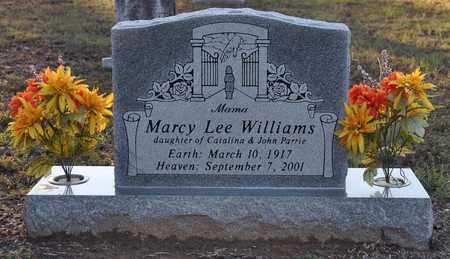 WILLIAMS, MARCY LEE - Sabine County, Louisiana   MARCY LEE WILLIAMS - Louisiana Gravestone Photos
