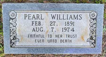 WILLIAMS, PEARL - Sabine County, Louisiana   PEARL WILLIAMS - Louisiana Gravestone Photos