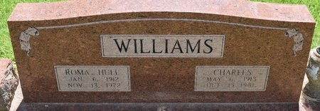 WILLIAMS, ROMA - Sabine County, Louisiana | ROMA WILLIAMS - Louisiana Gravestone Photos