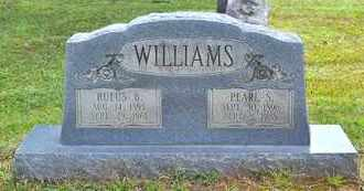 WILLIAMS, PEARL - Sabine County, Louisiana | PEARL WILLIAMS - Louisiana Gravestone Photos