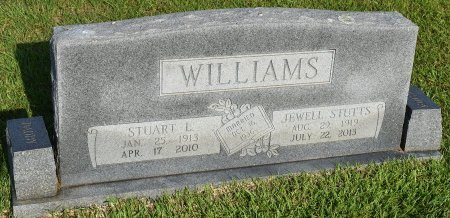 WILLIAMS, JEWELL - Sabine County, Louisiana | JEWELL WILLIAMS - Louisiana Gravestone Photos