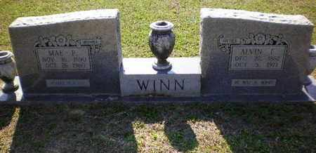 WINN, MAE P - Sabine County, Louisiana | MAE P WINN - Louisiana Gravestone Photos
