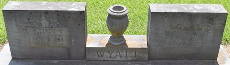 BUSH WYATT, BRADIE M - Sabine County, Louisiana | BRADIE M BUSH WYATT - Louisiana Gravestone Photos