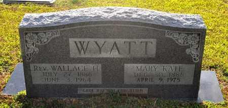 DILLARD WYATT, MARY KATE - Sabine County, Louisiana | MARY KATE DILLARD WYATT - Louisiana Gravestone Photos