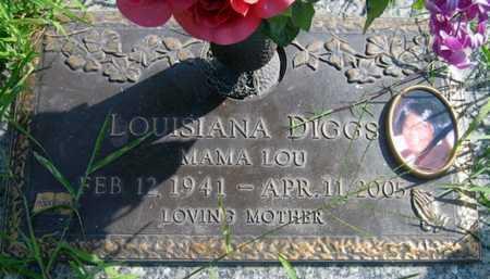 "DIGGS, LOUISIANA  ""MAMA LOU"" - St. Charles County, Louisiana | LOUISIANA  ""MAMA LOU"" DIGGS - Louisiana Gravestone Photos"
