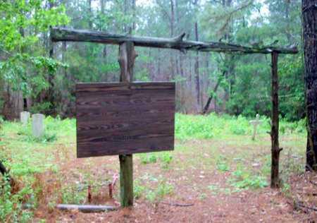 * GATE & DIRECTIONS,  - St. Helena County, Louisiana |  * GATE & DIRECTIONS - Louisiana Gravestone Photos