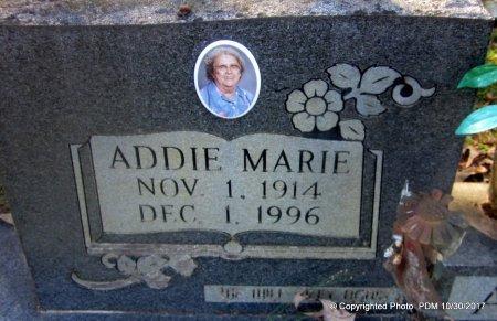 ALLEN, ADDIE MARIE  (CLOSEUP) - St. Helena County, Louisiana | ADDIE MARIE  (CLOSEUP) ALLEN - Louisiana Gravestone Photos