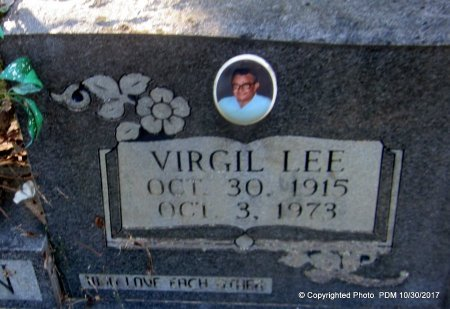 ALLEN, VIRGIL LEE  (CLOSEUP) - St. Helena County, Louisiana | VIRGIL LEE  (CLOSEUP) ALLEN - Louisiana Gravestone Photos