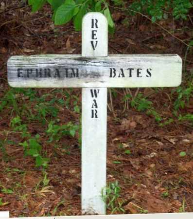 BATES, EPHRAIM  (VETERAN RW) - St. Helena County, Louisiana | EPHRAIM  (VETERAN RW) BATES - Louisiana Gravestone Photos
