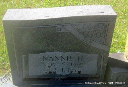 CARRUTH, NANNIE  (CLOSEUP) - St. Helena County, Louisiana | NANNIE  (CLOSEUP) CARRUTH - Louisiana Gravestone Photos