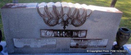 "CARRUTH,  MARGANIA EUDORA ANN ""DORA"" - St. Helena County, Louisiana |  MARGANIA EUDORA ANN ""DORA"" CARRUTH - Louisiana Gravestone Photos"