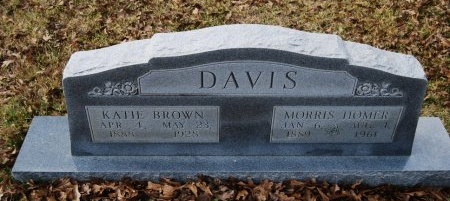 DAVIS, MORRIS HOMER, SR - St. Helena County, Louisiana | MORRIS HOMER, SR DAVIS - Louisiana Gravestone Photos