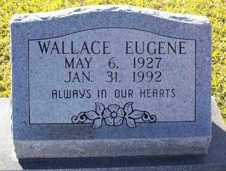 HECK, WALLACE EUGENE (VETERAN WWII) - St. Helena County, Louisiana   WALLACE EUGENE (VETERAN WWII) HECK - Louisiana Gravestone Photos