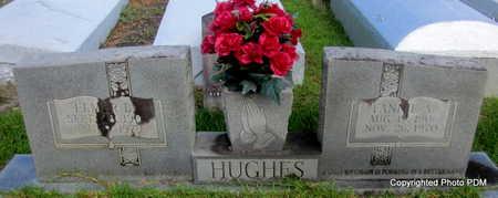 HUGHES, ELMER B - St. Helena County, Louisiana | ELMER B HUGHES - Louisiana Gravestone Photos